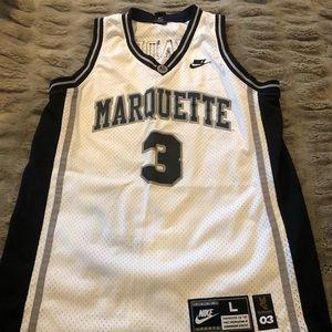 Basketball jersey original college D wade